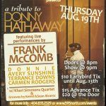 The Donny Hathaway Tribute