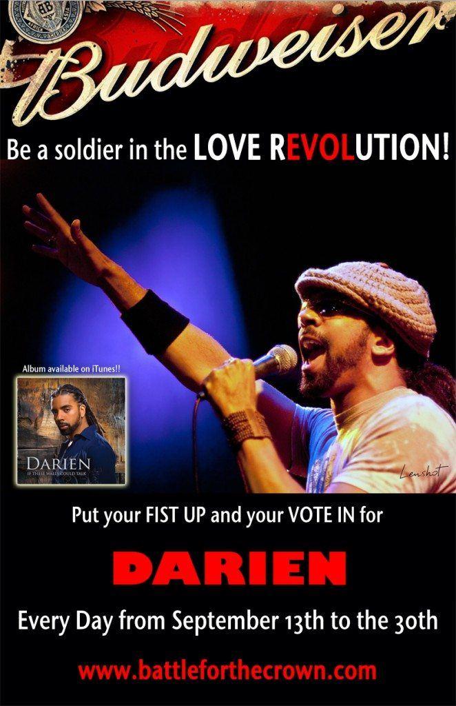 Vote for Darien!