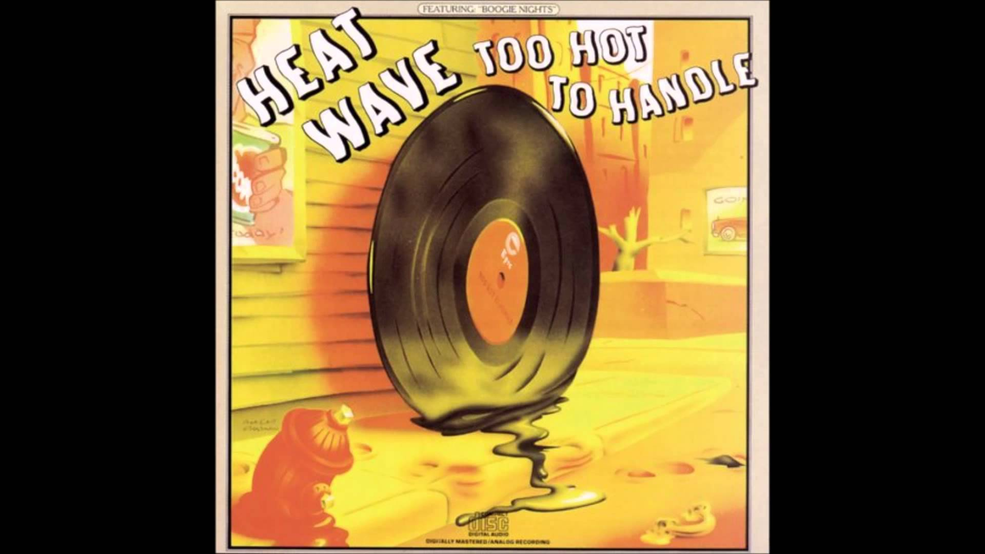 Heatwave All You Is Dial