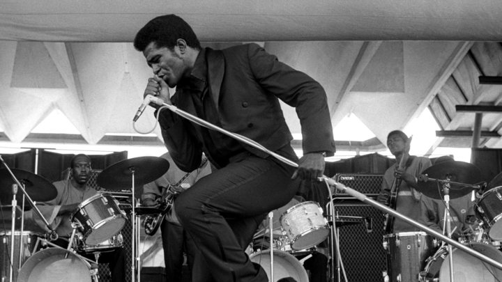 James Brown There Was A Time