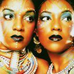 What is Grown Folks Music Volume 5 – Les Nubians vs. Floetry