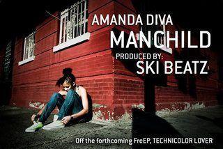 [Video] Amanda Diva – Manchild