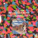 """Cover Me"" Sundays-She's Always In My Hair"