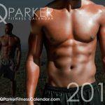 Q Parker's Motivational Fitness Calendar!!!