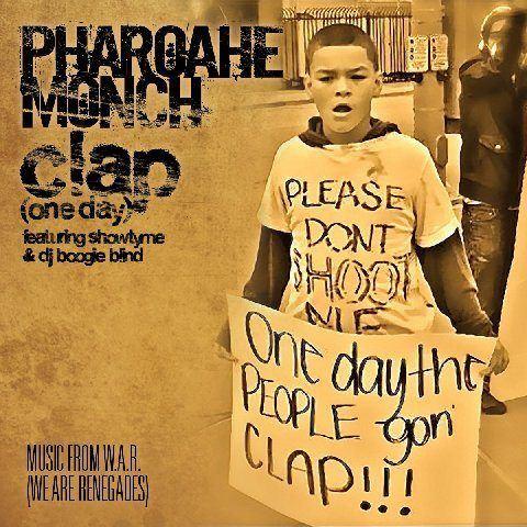 New Pharoahe Monch single – Clap feat. Showtyme & DJ Boogie Blind