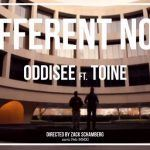 [Video] Oddisee feat. Toine of DTMD – Different Now