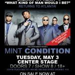 ATLANTA!! Mint Condition In Concert May 3rd @ Center Stage!!!!