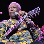 Blues legend, B.B. King in Atlanta performing at Chastain Park Amphitheatre (June 2011)