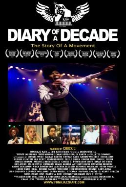 Diary Of A Decade Funk Jazz Kafe