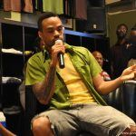 [Pics] 1st Listening Lounge with Bilal & N'dambi