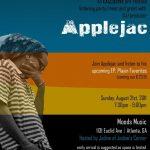 """""""Meet & Greet"""" with DJ Applejac - August 21st!!!"""