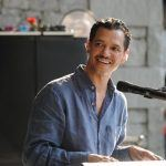 El DeBarge during soundcheck rehearsals for the Reunion Tour (September 2011)