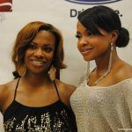 "Kandi Burruss & Phaedra Parks of ""The Real Housewives of Atlanta"""