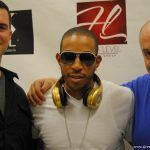 "Ludacris and business partners of ""Soul Headphones"""