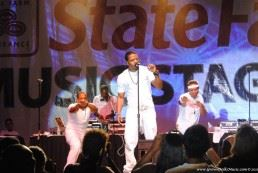 BBD performing in Atlanta at V-103's For Sister's Only 20th anniversary.