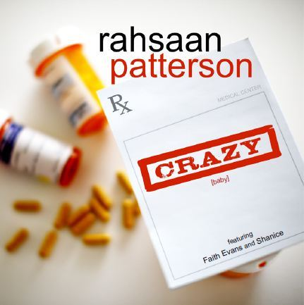 "Rahsaan Patterson – ""Crazy"" feat. Faith Evans and Shanice"