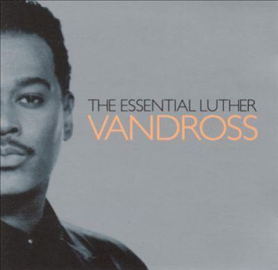Luther Vandross My Sensitivity