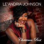 "Album Preview: Sunday Best's Le'Andria Johnson Brings ""Christmas Best"""