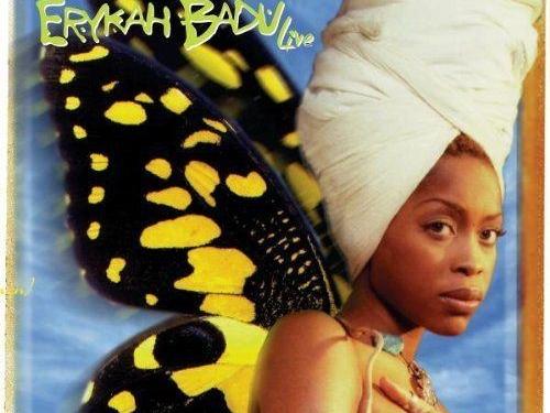 Erykah Badu - Baduizm Live