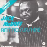 """Cover Me"" Sundays/Hamandeggs: Brother Jack McDuff ""Ain't No Sunshine"""