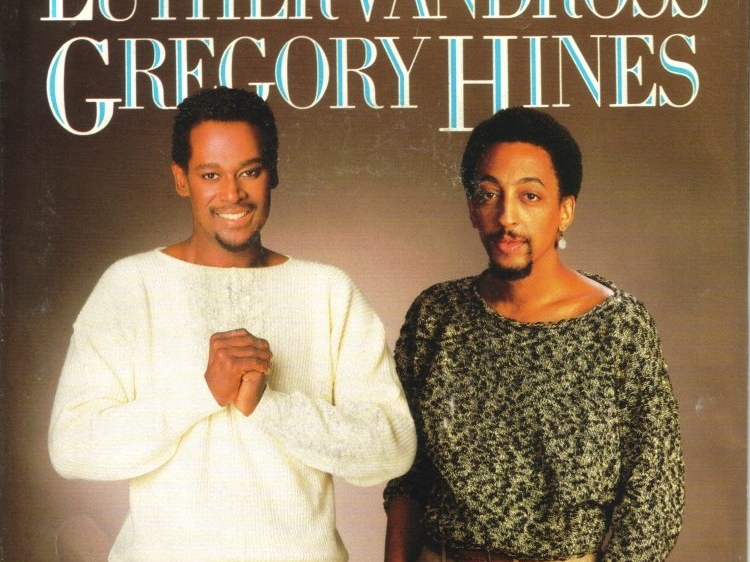 Luther Vandross Gregory Hines There's Nothing Better Than Love