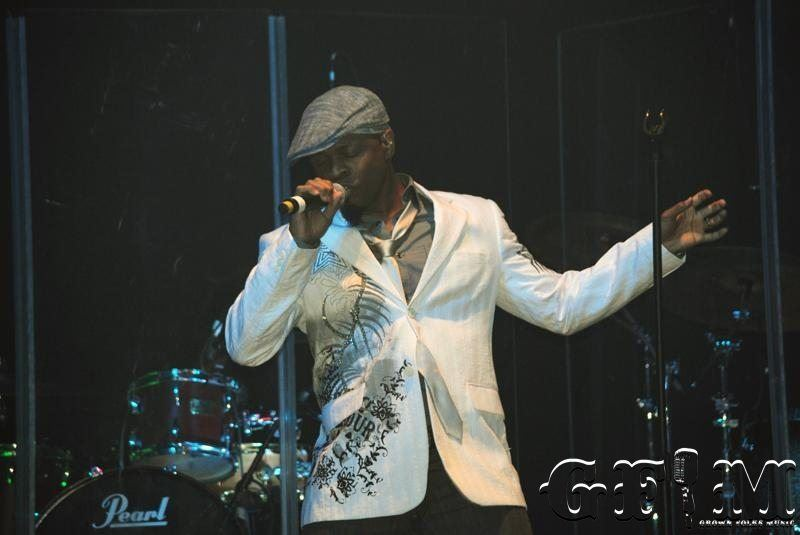 Stokley and Mint Condition performing live in Atlanta
