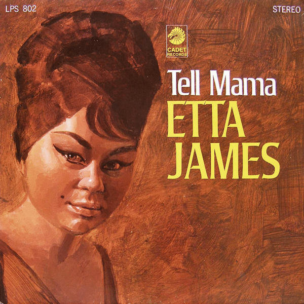 Etta James - Don't Lose Your Good Thing