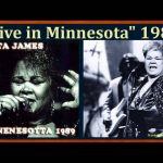 "Song of the Day- Etta James ""Baby, What You Want Me To Do"""