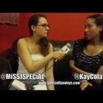 Miss Special Interview w/ Kay Cola