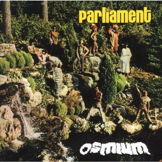 Osmium Parliament Album Cover