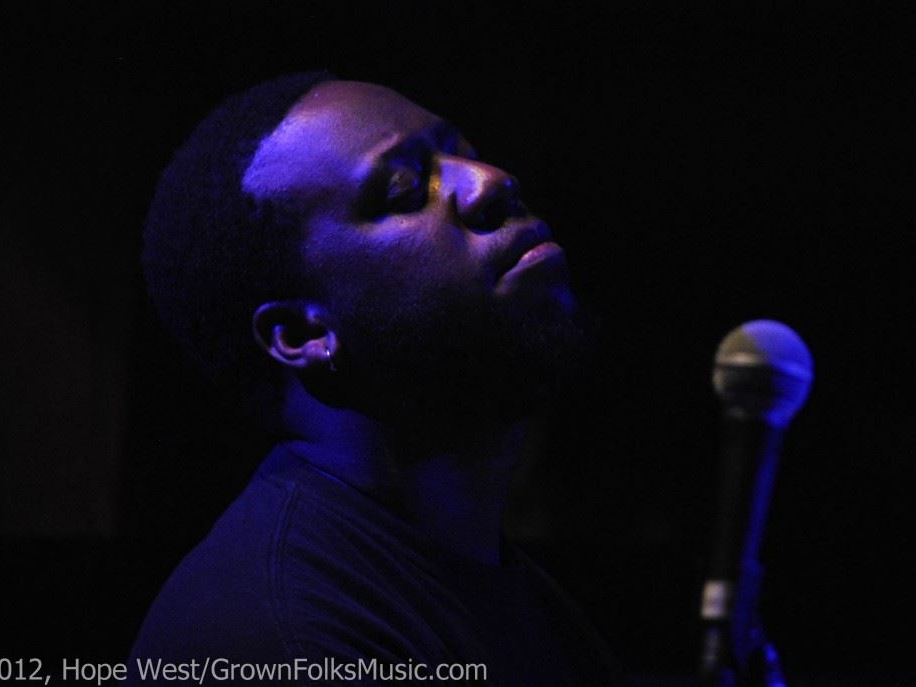 Robert Glasper performing live in Atlanta