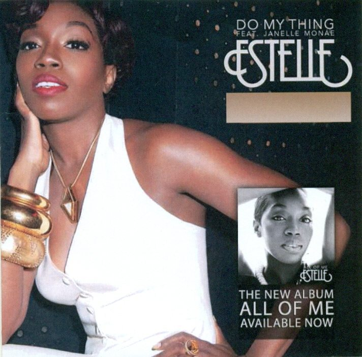 Estelle Do My Thing Single Cover