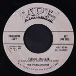 "Song of the Day: The Parliaments ""Poor Willie"""