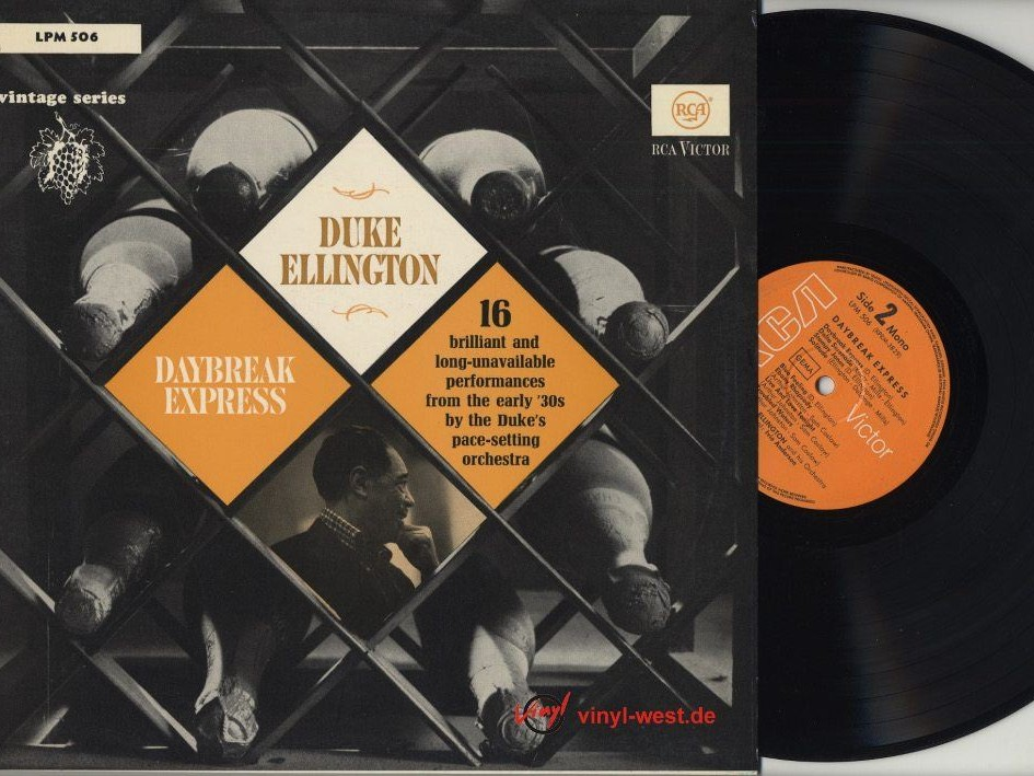 duke-ellington---daybreak-express