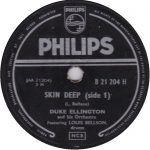 """Song of the Day- Duke Ellington """"Skin Deep"""""""