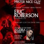"Eric Roberson is Bringing ""Mister Nice Guy"" to Atlanta!!!"