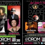 Rock Paper Soul feat. Sy Smith & ZO! DROM NYC May 3, 2012