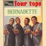 "Song of the Day: Motown: The Four Tops: ""Bernadette"""