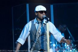 Mint Condition performing live in Atlanta