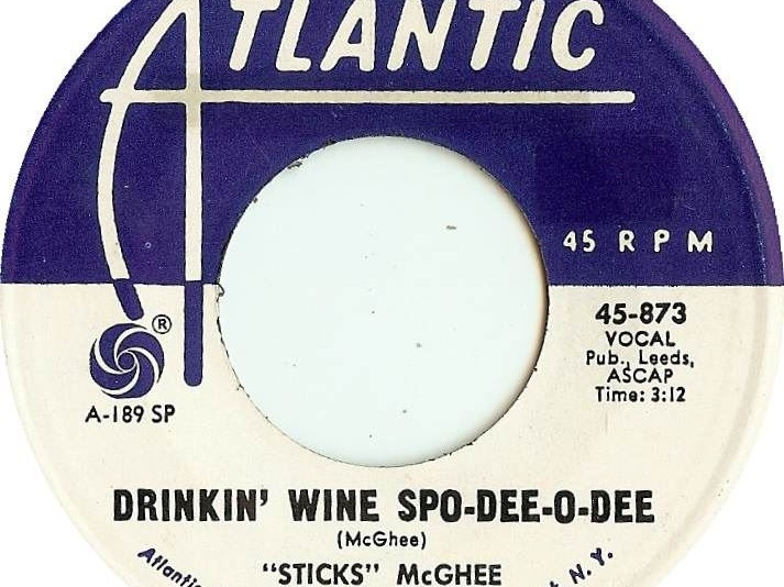 sticks-mcghee-and-his-buddies-drinkin-wine-spodeeodee-atlantic-classics-revisited