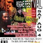 Mankind United Presents: 1st Annual NYC Reggae Festival August 4