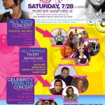 The 1st Annual Left Eye Music Fest – July 28th!!!