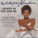 "Song of the Day- Whitney Houston ""I Believe in You and Me"""