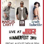 Live Shows: Epic Records Presents Summerfest 2012 in NYC August 24