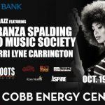Concert Alert: Ladies of Jazz Featuring Esperanza Spalding & Terri Lyne Carrington  – October 19th!!