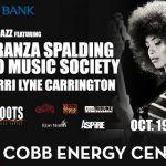 Concert Alert: Ladies of Jazz Featuring Esperanza Spalding & Terri Lyne Carrington  – October 19th!!