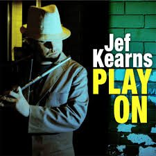 Jef Kearns Play On Single Cover