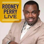 Amel Larrieux on Rodney Perry Live Today at 2PM EST