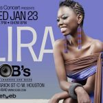 Live Shows: Multi-Platinum South African Vocalist Lira Performs at S.O.B.'s in NYC Jan 23