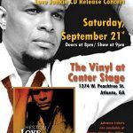 """Love Junkie"" CD Release Concert with Heston - Saturday, September 21st!!!"